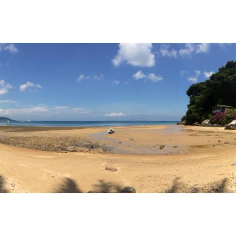 Malaysia Beaches: Hotel ABC Beach Tioman, Tioman Island, Malaysia