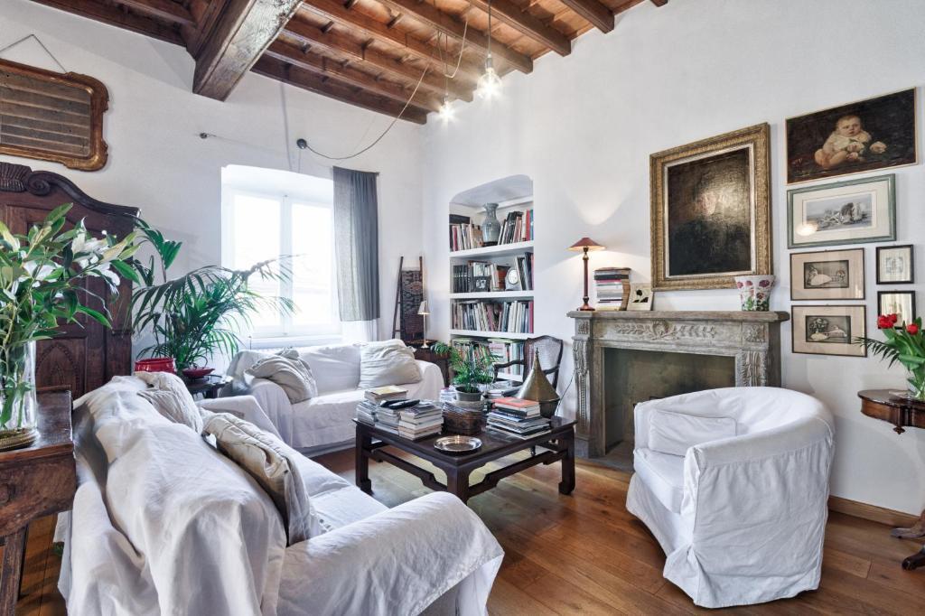Bed and breakfast Porta Palatina à Turin.