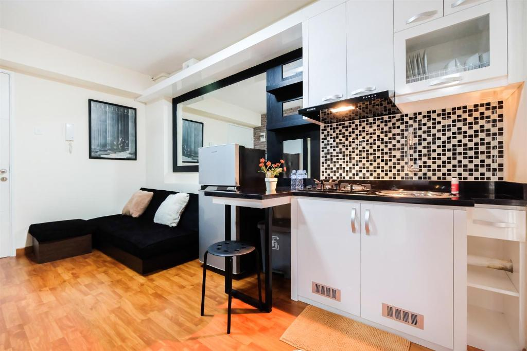 2 br bassura city apartment with warm modern interior design by travelio jakarta updated 2018 prices