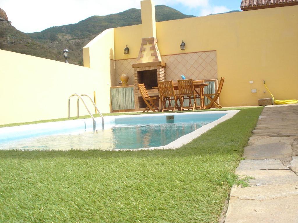 Villa Las Salineras (Spanje Buenavista del Norte) - Booking.com
