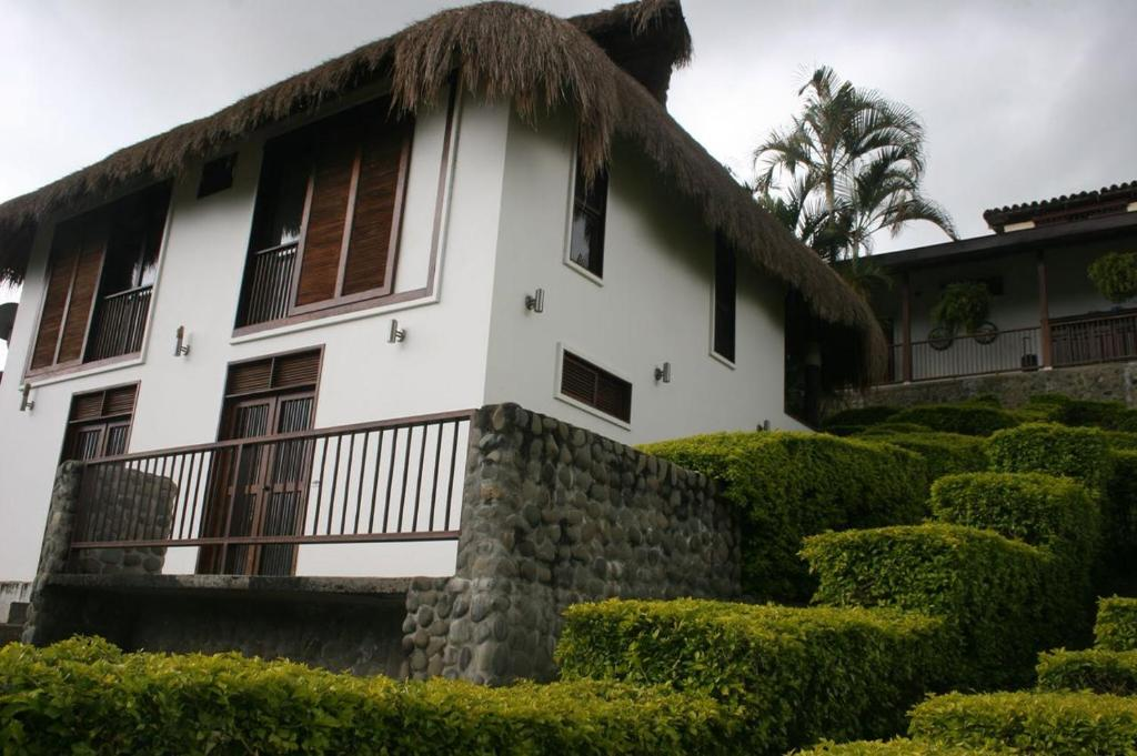 Casa O Chalet Finca Techos De Paja Colombia Cali