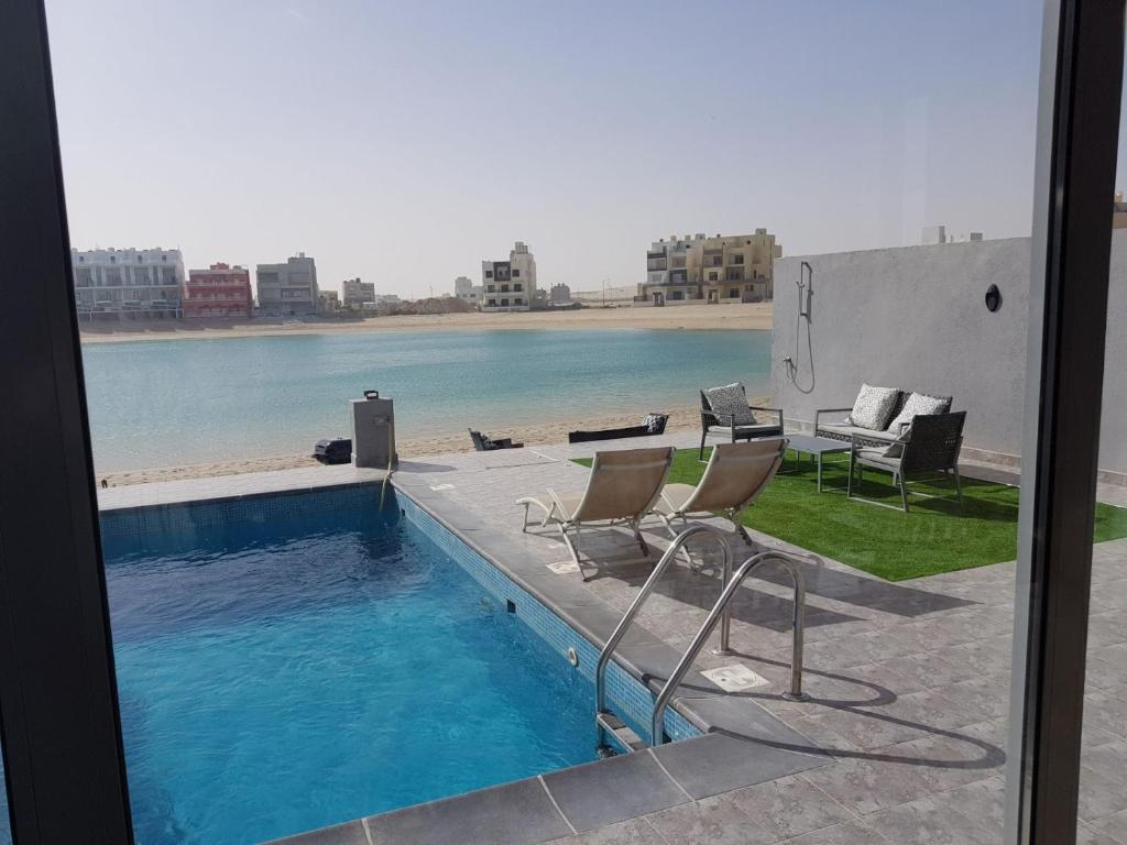 Sama Chalet kuwait (Kuwait Al Khīrān) - Booking.com