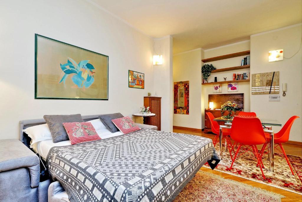 Materassi In Memory Foam Roma.Barzellotti 3 Apartment Italija Roma Booking Com