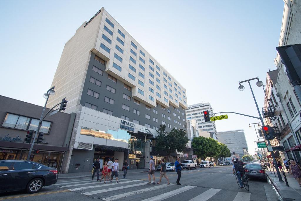 Miyako Hotel Los Angeles.