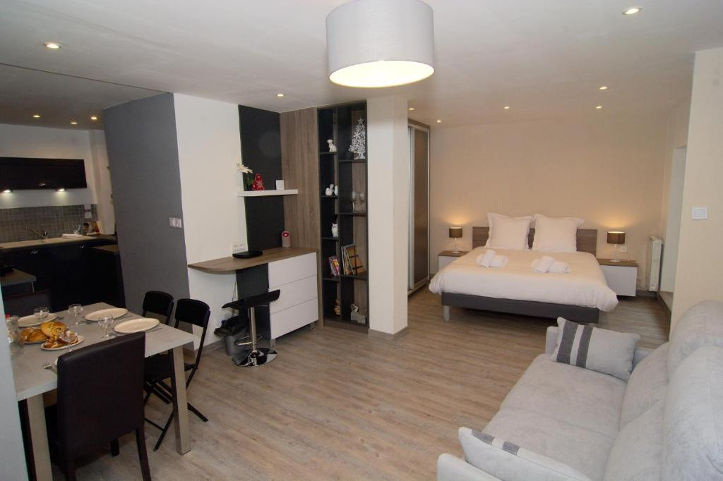 Center And Strasbourg Cozy appartement Chic Apartment qzcdHt