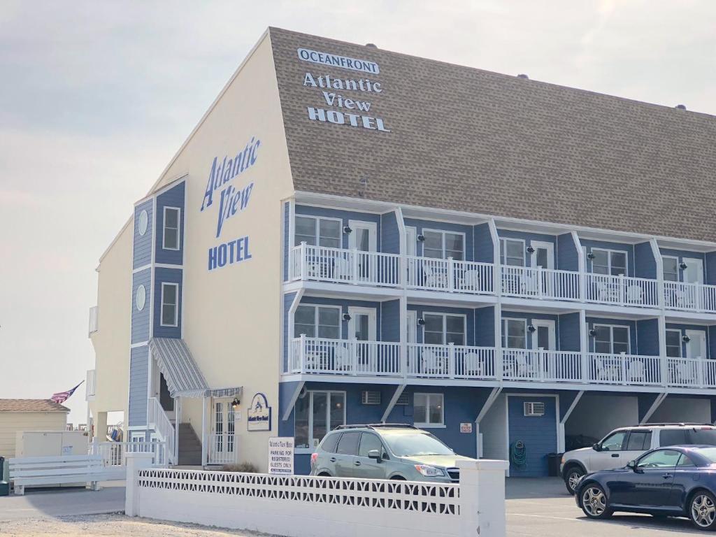 Atlantic View Hotel Dewey Beach De Booking Com