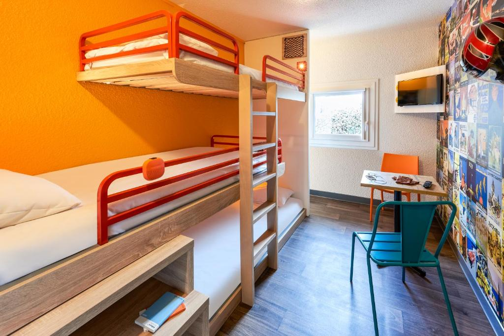 hotelf1 Paris Porte de Montmartre, Parigi – Prezzi aggiornati per il ...