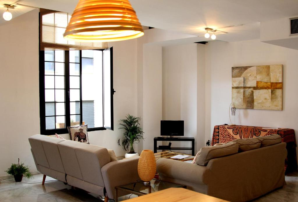 Amplio loft d plex sevilla seville updated 2019 prices - Loft en sevilla ...