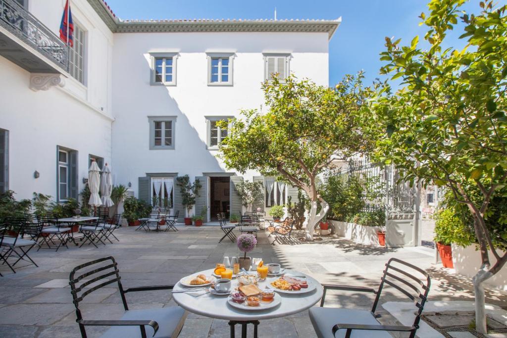 greece hotel hydra