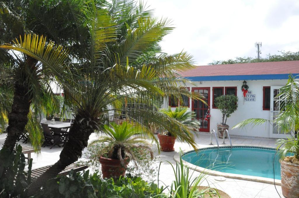 Dichtbijzijnd hotel : Aruba Harmony Apartments