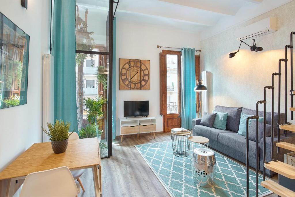 Apartment Urban District Vintage Suites, Barcelona, Spain - Booking.com