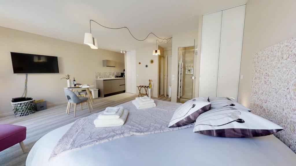Dons Kussen Stinkt.Appartement Comme A Venise Frankrijk Metz Booking Com