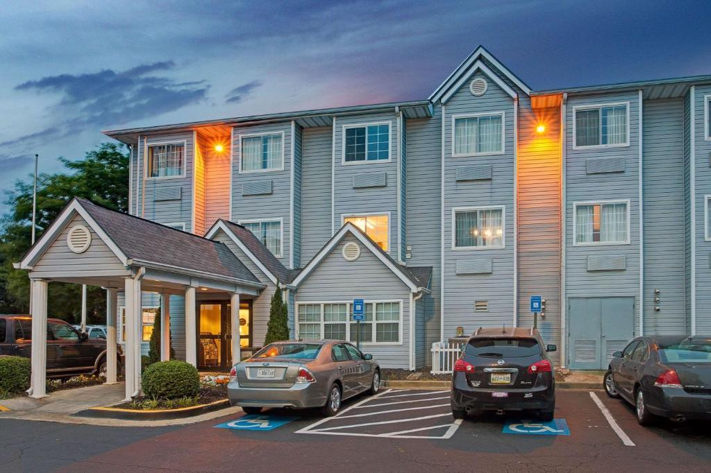 Microtel Wyndham Atlanta Ga Booking Com