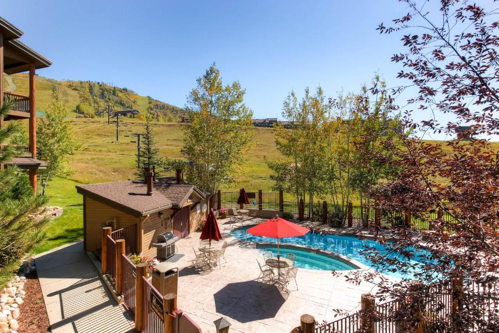 Condo Hotel Antlers At Christie Base Steamboat Springs