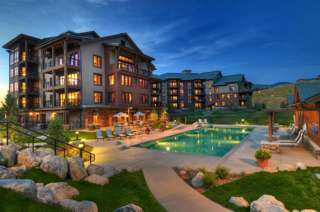 Condo Hotel First Tracks Rentals Steamboat Springs Co