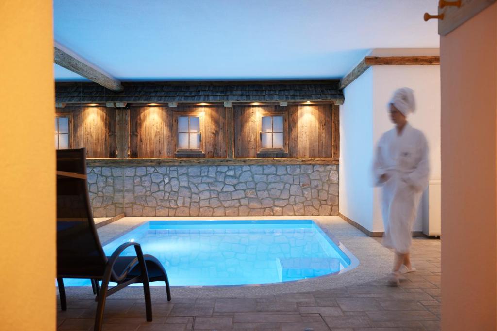 Chalet Grumer Suites&Spa (Italien Oberbozen) - Booking.com