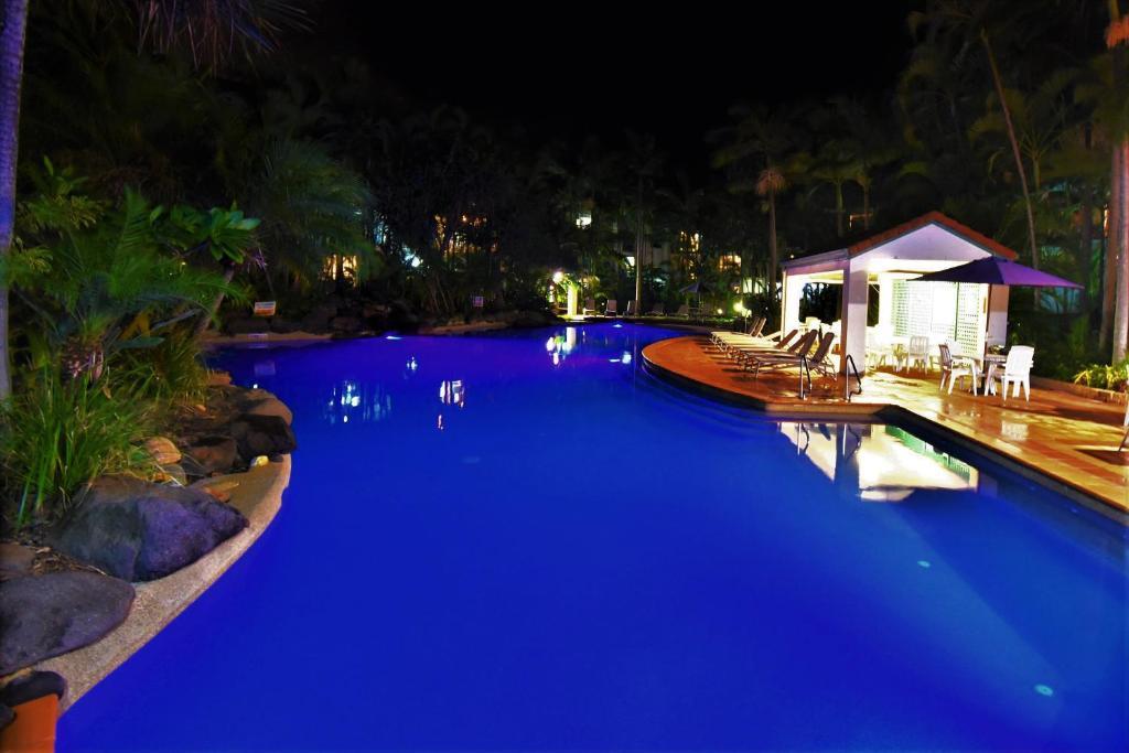 Condo Hotel Grande Florida Beachside Gold Coast Australia