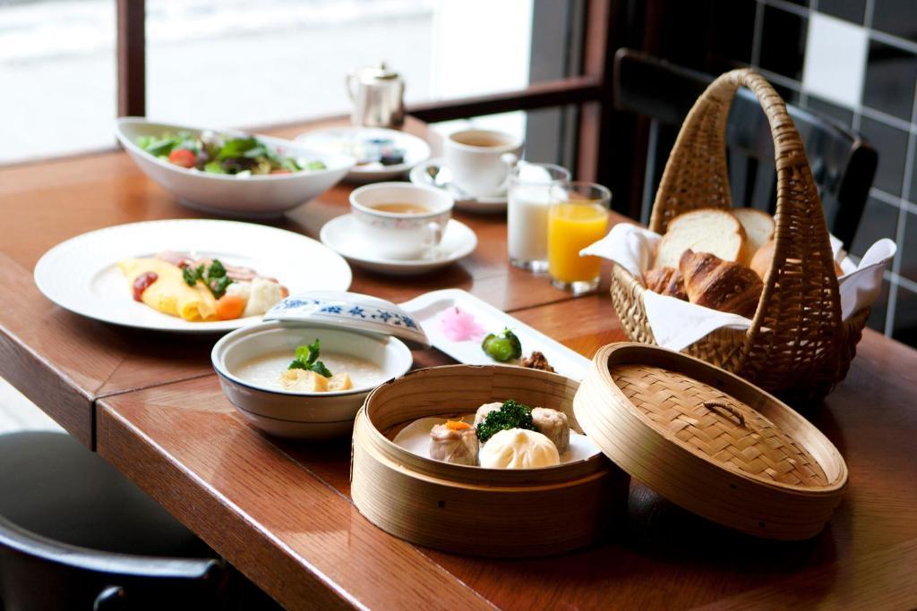 ポイント2.おいしいと評判の朝食