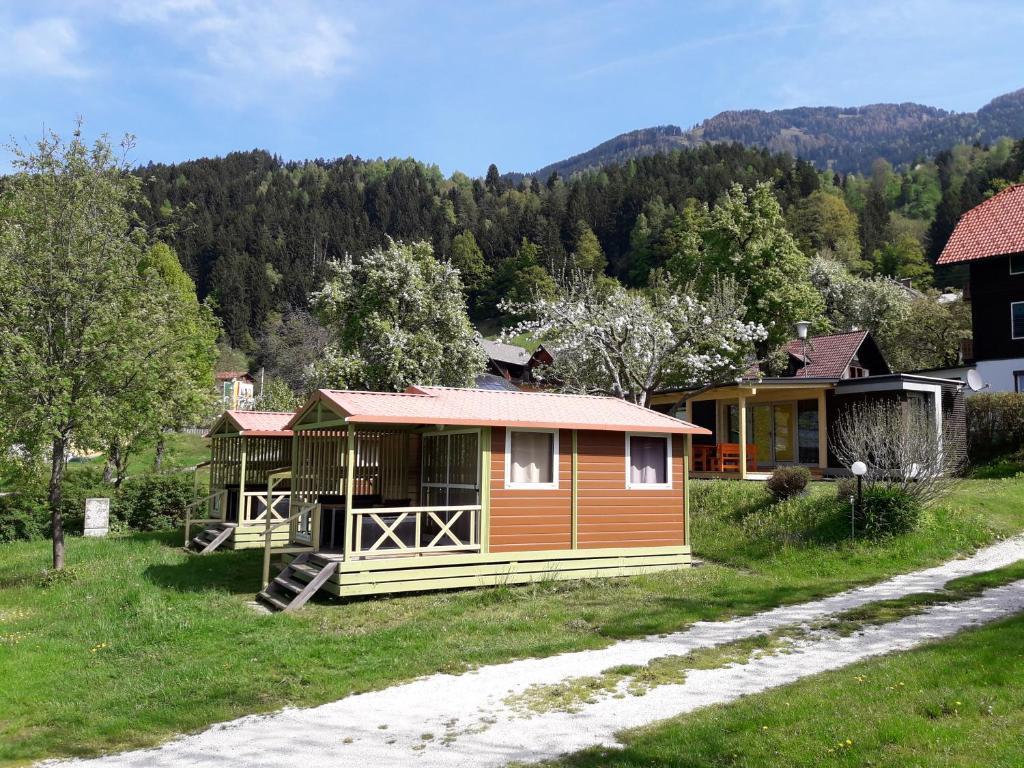 Mobilheime Ossiacher See : Camping neubauer mobilheime Österreich millstatt am see