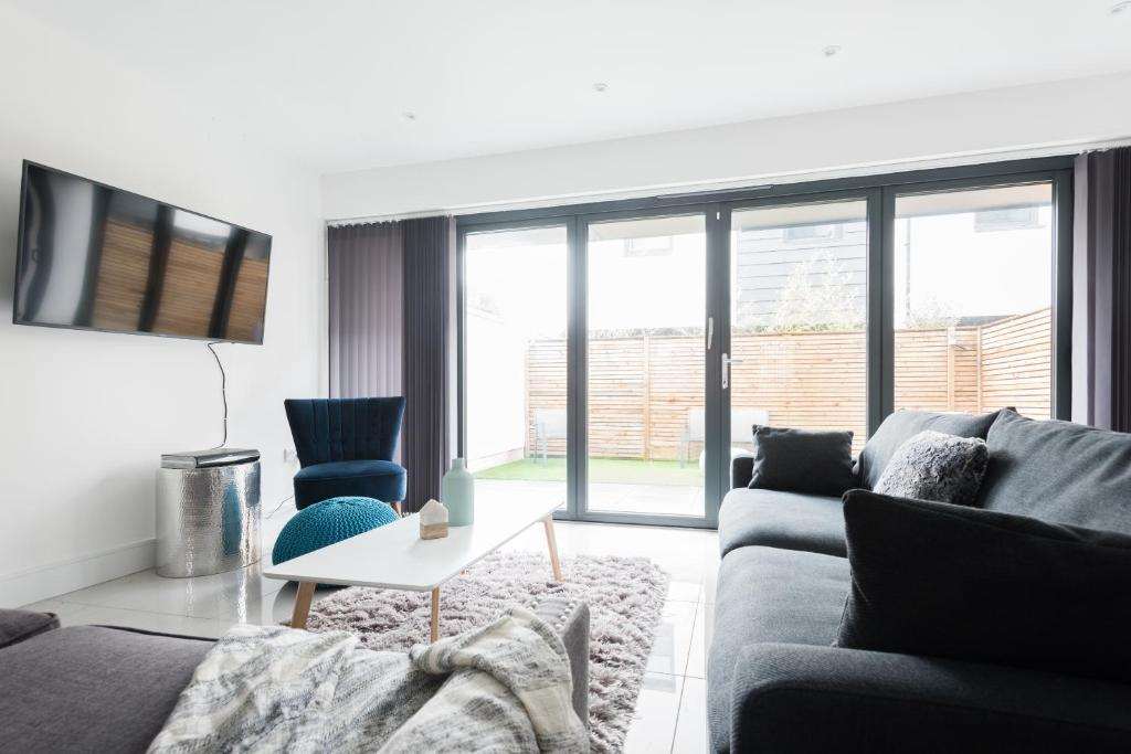 Modern 5 Bed Manchester Town House Manchester Updated 2019 Prices