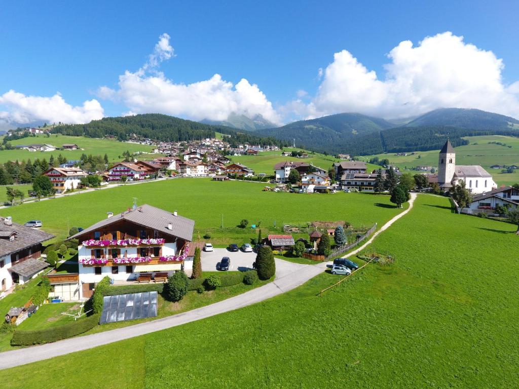A bird's-eye view of Hotel Oberhofer
