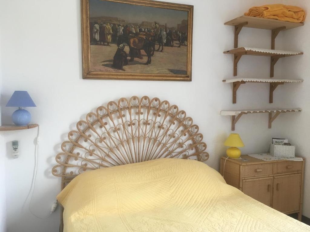 Bed & Breakfast La Benvingude - Chambre double (Frankreich Ansouis ...