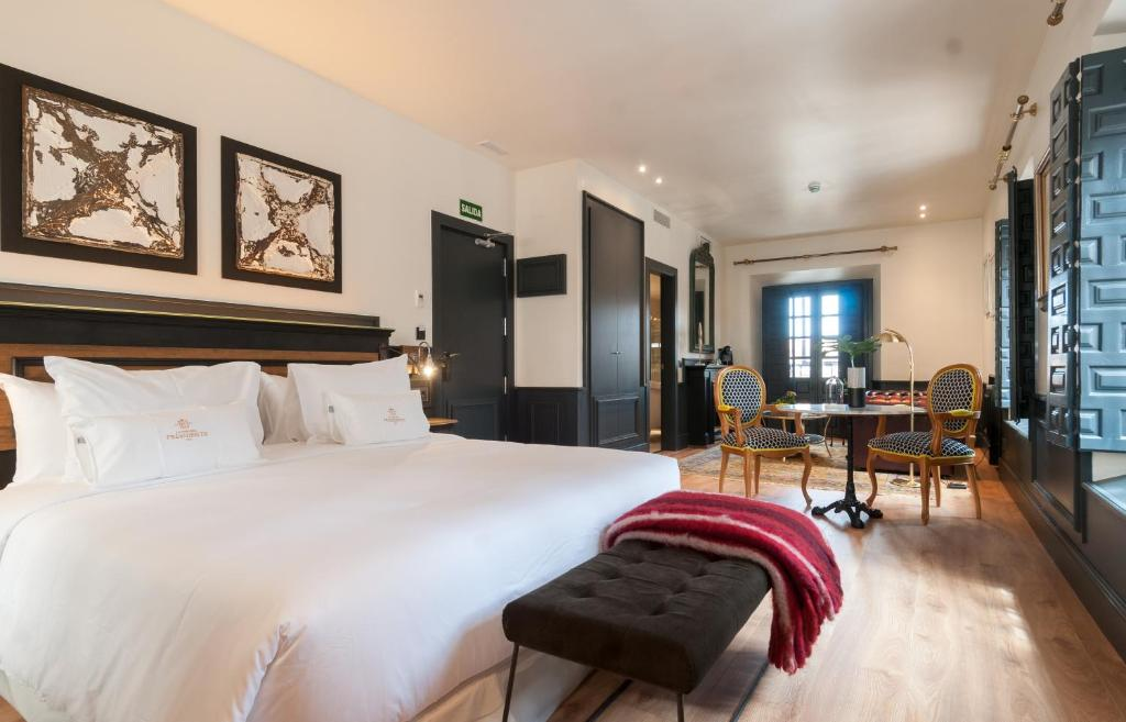 hotels with  charm in avila  9