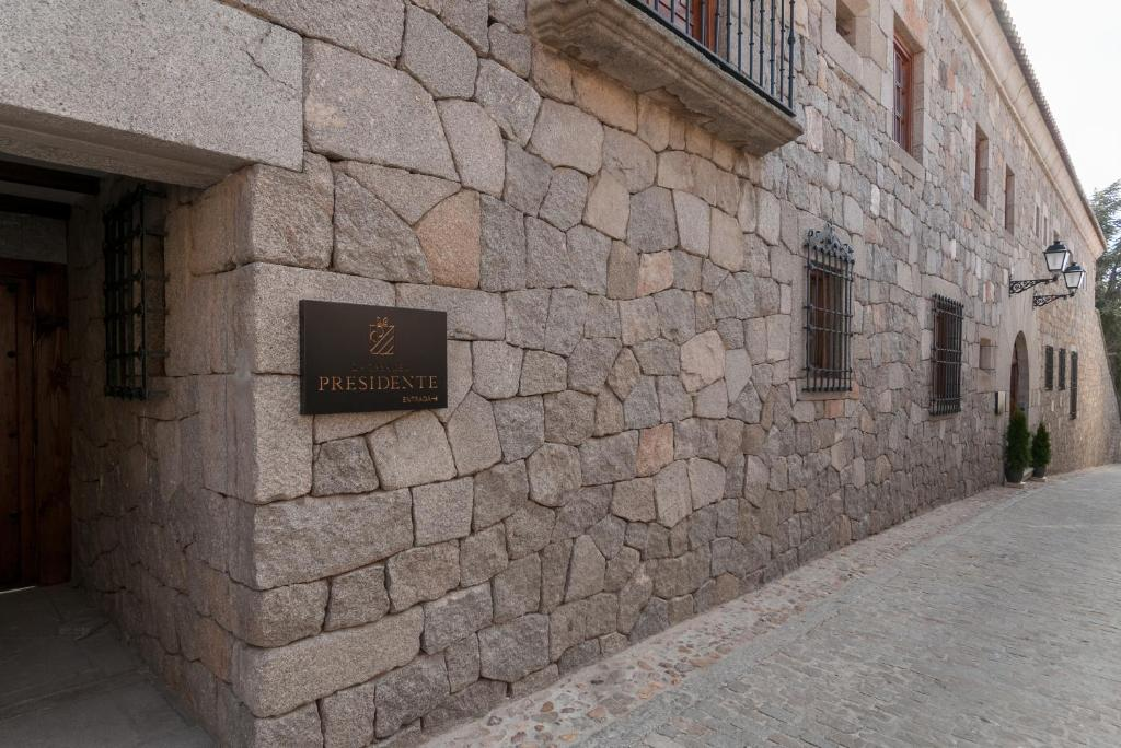 hotels with  charm in avila  24