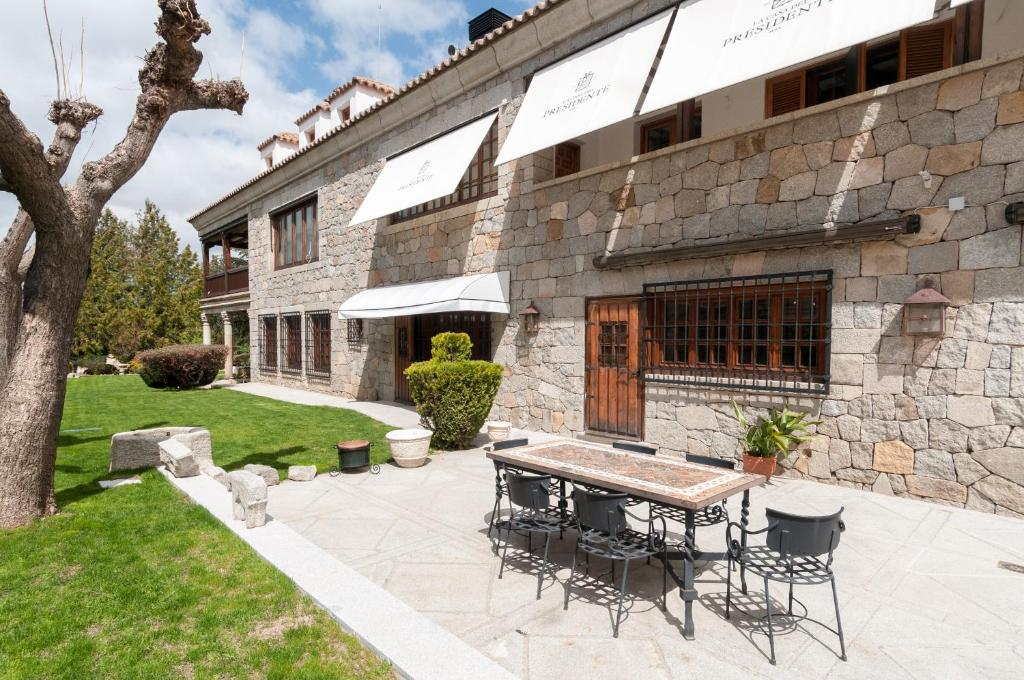hotels with  charm in avila  2