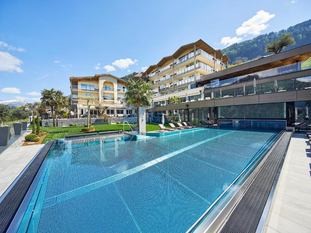 Hotel Sonnenparadies Italien Schenna Booking Com