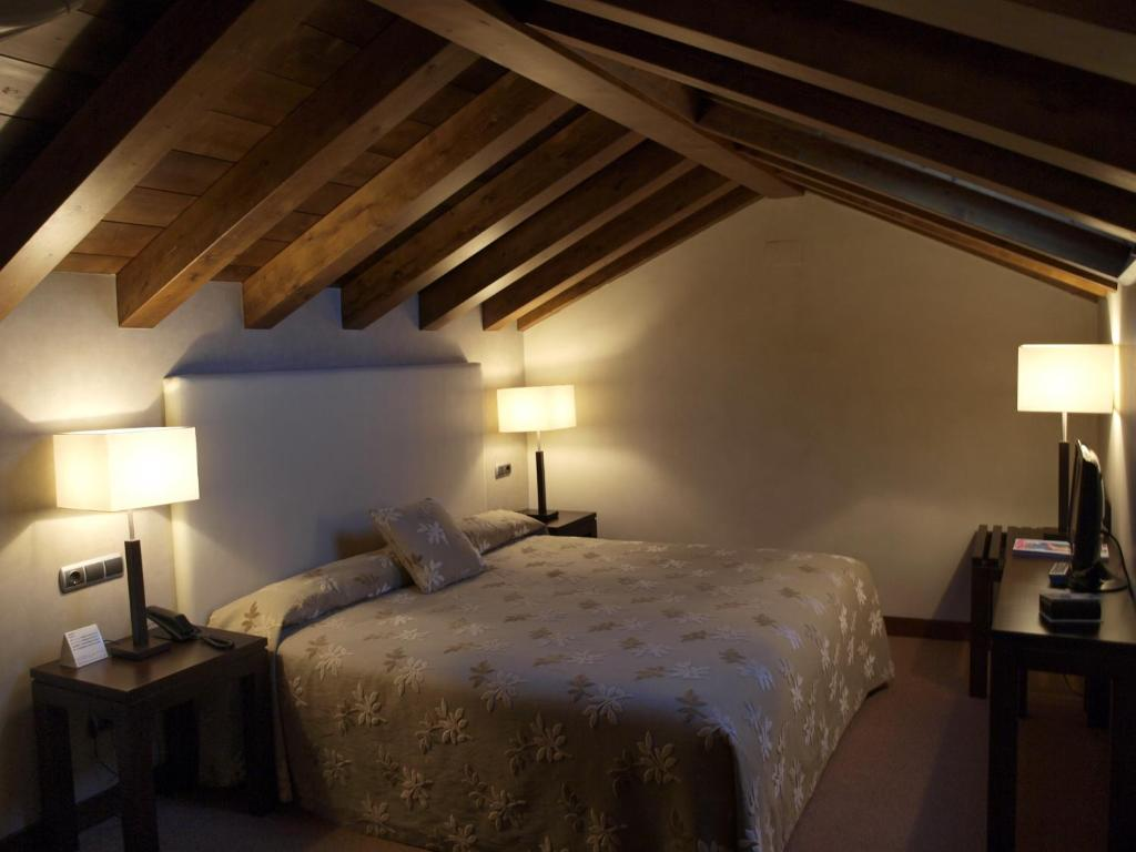 boutique hotels segovia  91