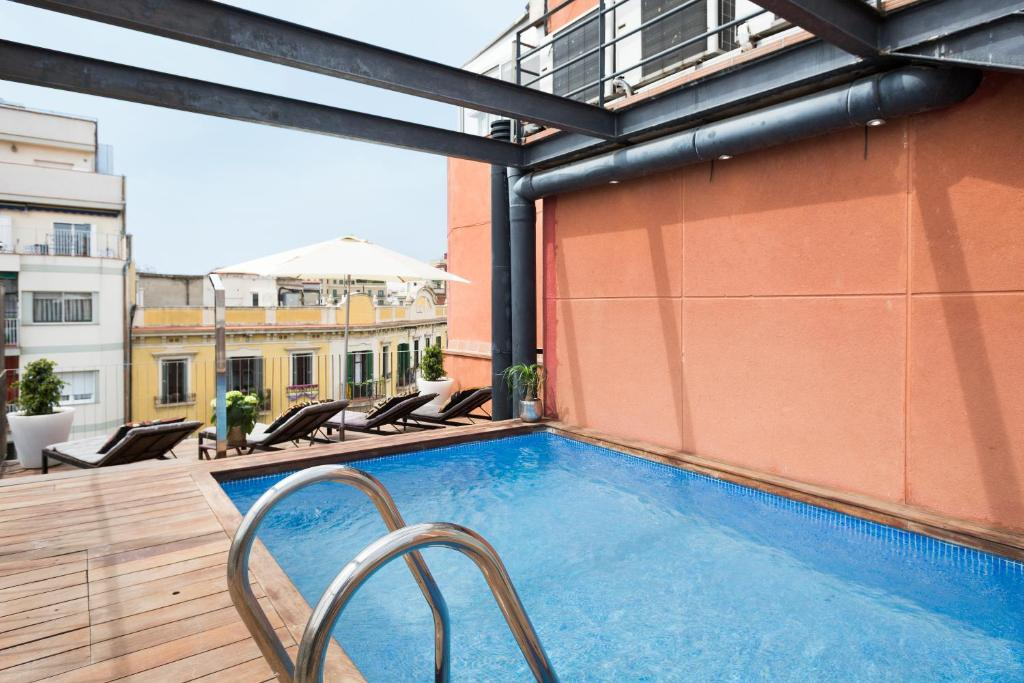 Apartments In El Carrer Del Canonge Catalonia