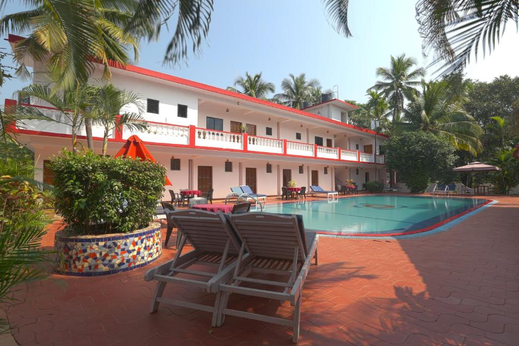 Anjuna Beach Resort Reserve Now Gallery Image Of This Property