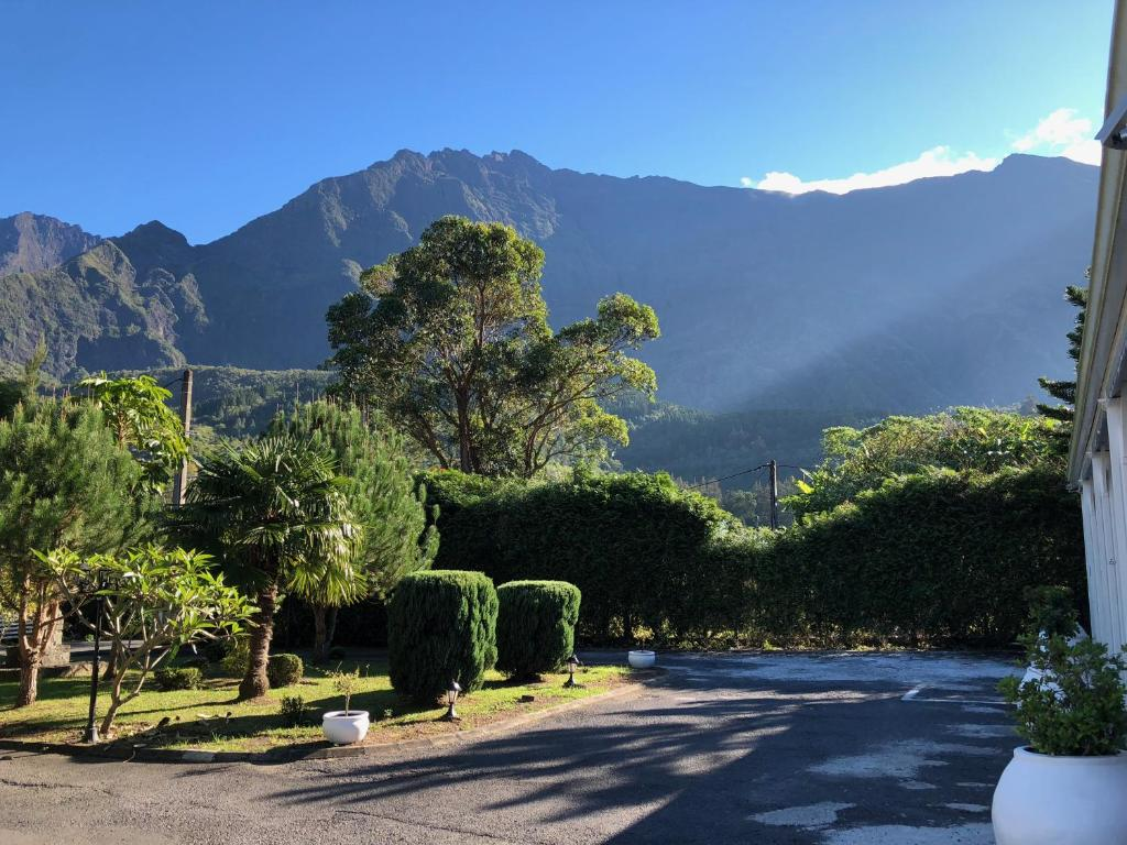 Hotel Le Cilaos (Réunion Cilaos) - Booking.com