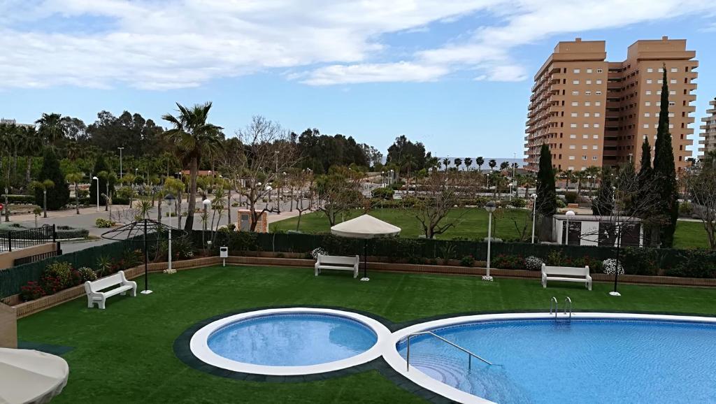 Appartement Residencial Costa Caribe III (Spanje Oropesa del ...