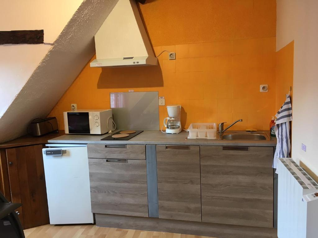 Apartment studio 20 m2, Bagnères-de-Bigorre, France - Booking.com