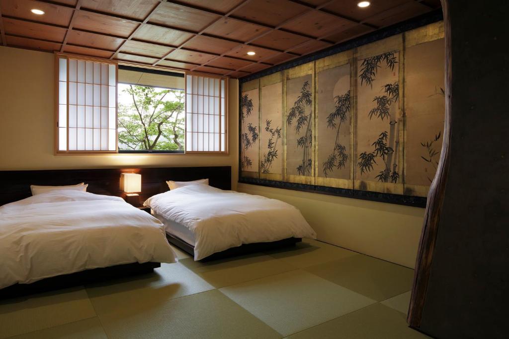 ポイント2.華美な和を感じる部屋