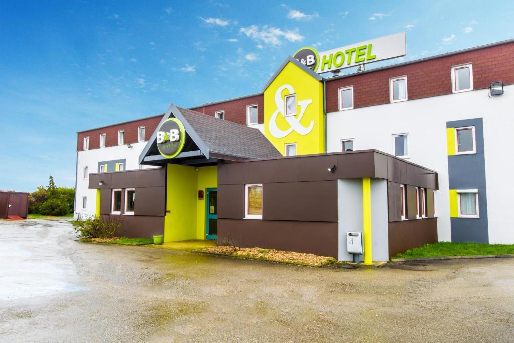 B&B Hôtel TROYES Saint-Parres-aux-T (França Saint-Parres-aux ...
