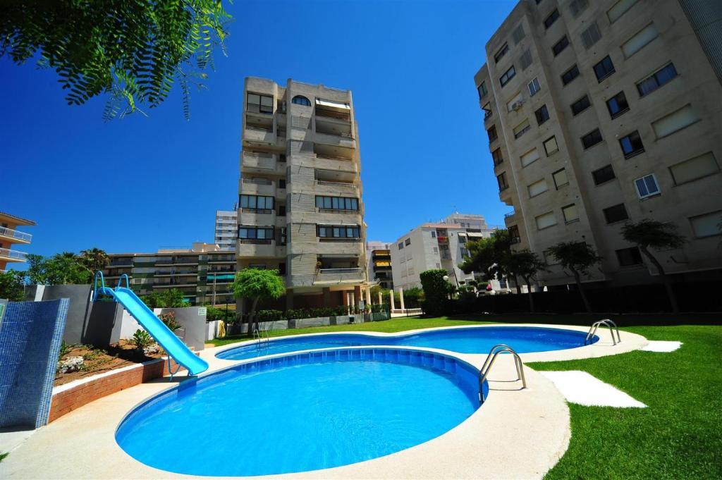Apartment Tres Carabelas Orange Costa Benicssim Spain Bookingcom