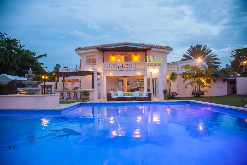 Villa Casa Canal, the Ultimate Casa (Puerto Rico Rincon ...