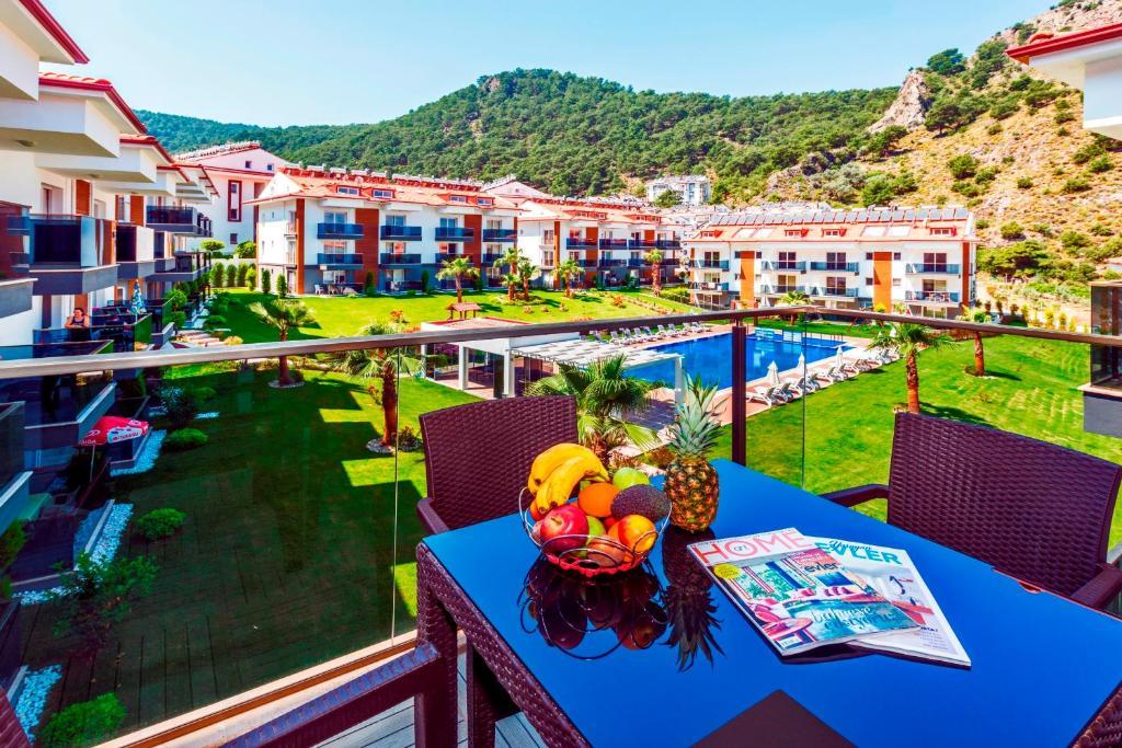 Likya Garden Residence Fethiye Turkey Bookingcom