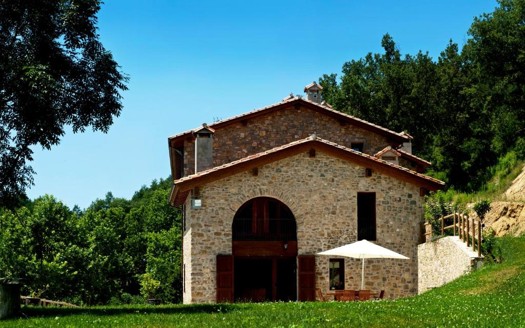 Casa de Campo Mas Serrat de la Teia (Espanha Sant Joan de ...