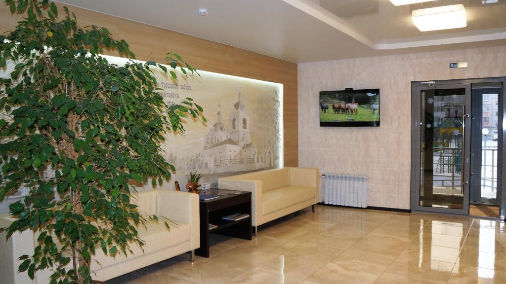 Do you know where to stay in Achinsk