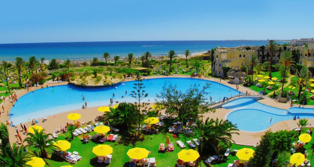Mahdia Beach Hotel Tunisia