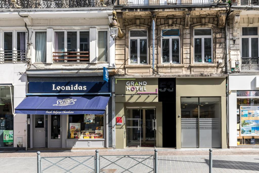 Grand Hôtel Lille France Bookingcom
