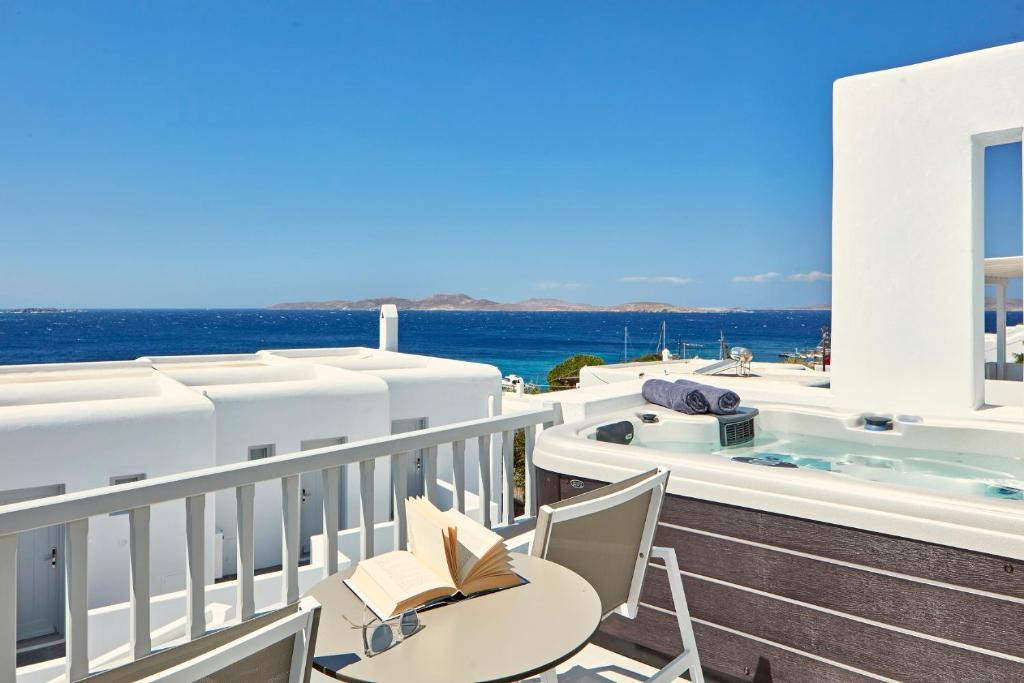Manoula S Beach Mykonos Resort Reserve Now Gallery Image Of This Property