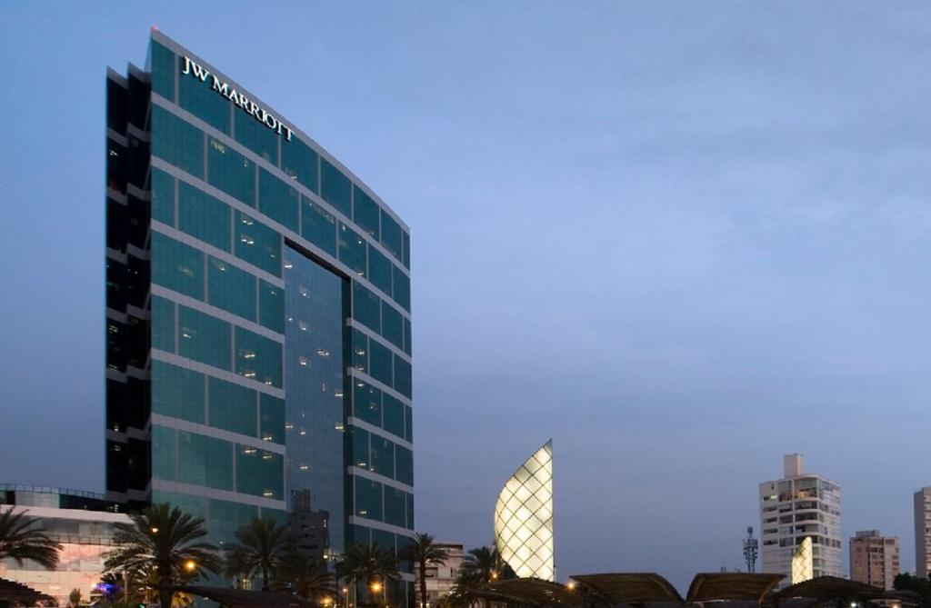 Jw Marriott Hotel Lima Reserve Now Gallery Image Of This Property