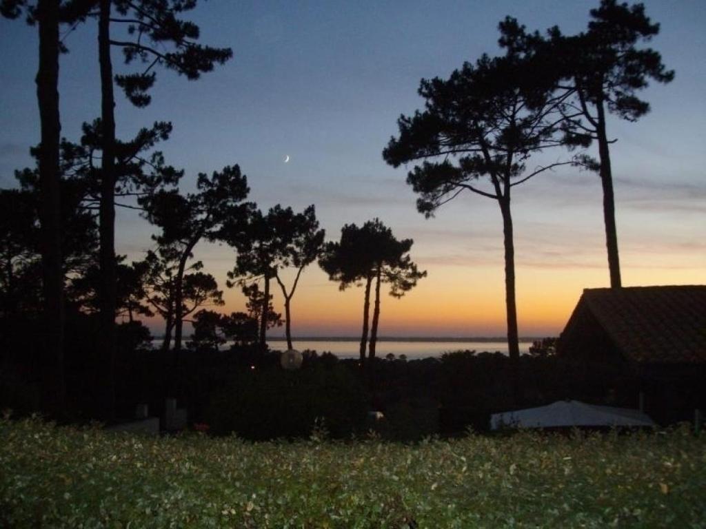 Apartment Pyla / mer - villa moderne avec vue dominante sur bassin d ...