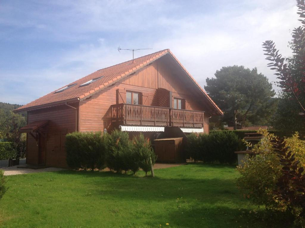 Chalets Vosges Vacances Anould France Bookingcom