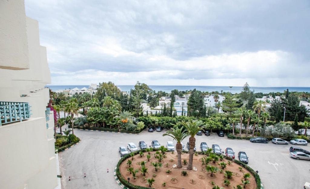 Великолепный спа-отель с аквапарком в Хаммамете! Тунис!